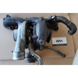 55205484 TURBO COMPRESSORE  ALFA ROMEO 159 1.9 JTDM 110 KW 150 CV