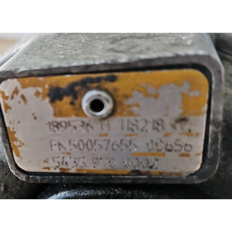 189536H118218 TURBO COMPRESSORE RENAULT SCENIC II 1.5 DCI K9K
