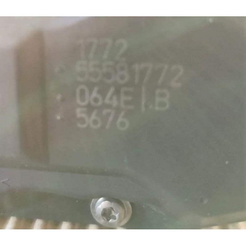 55581772 CORPO FARFALLA OPEL CORSA E B13DTE 55KW 1.3 MJT