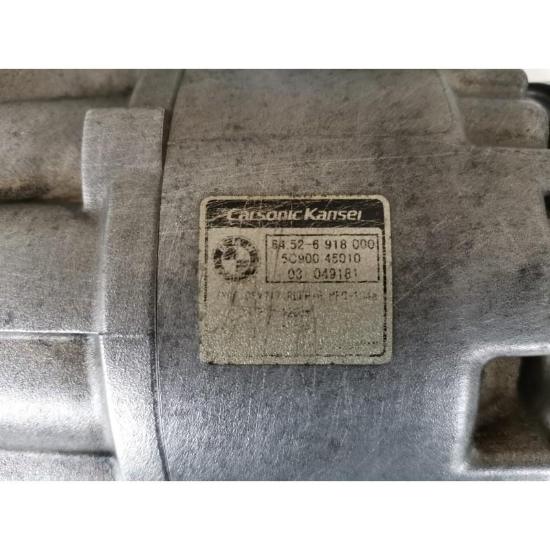 6918000 COMPRESSORE CLIMATIZZATORE BME X5 E53 306D2