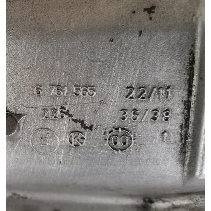 6761565 SUPPORTO MOTORE ZAMPA SINISTRA BMW X5 E53 306D2