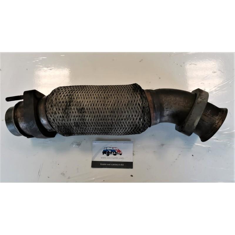 18307785711 TUBO CON FLESSIBILE DI SCARICO BMW X5 E53 306D2