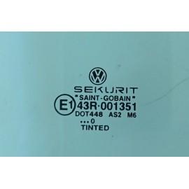 1J4845202G VETRO SCENDENTE ANTERIORE DESTRO VW GOLF 4