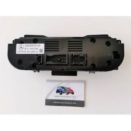 A2048305790 COMANDO CLIMA AUTOMATICO MERCEDES CLASSE C W204
