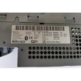 A2049006202 RADIO/NAVI BECKER BE9075 MERCEDES CLASSE C  W 204