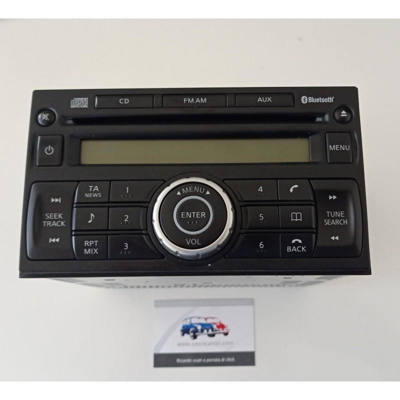 28185-JD05A AUTORADIO LETTORE CD NISSAN QASHQAI CABSTAR 28185JD05A