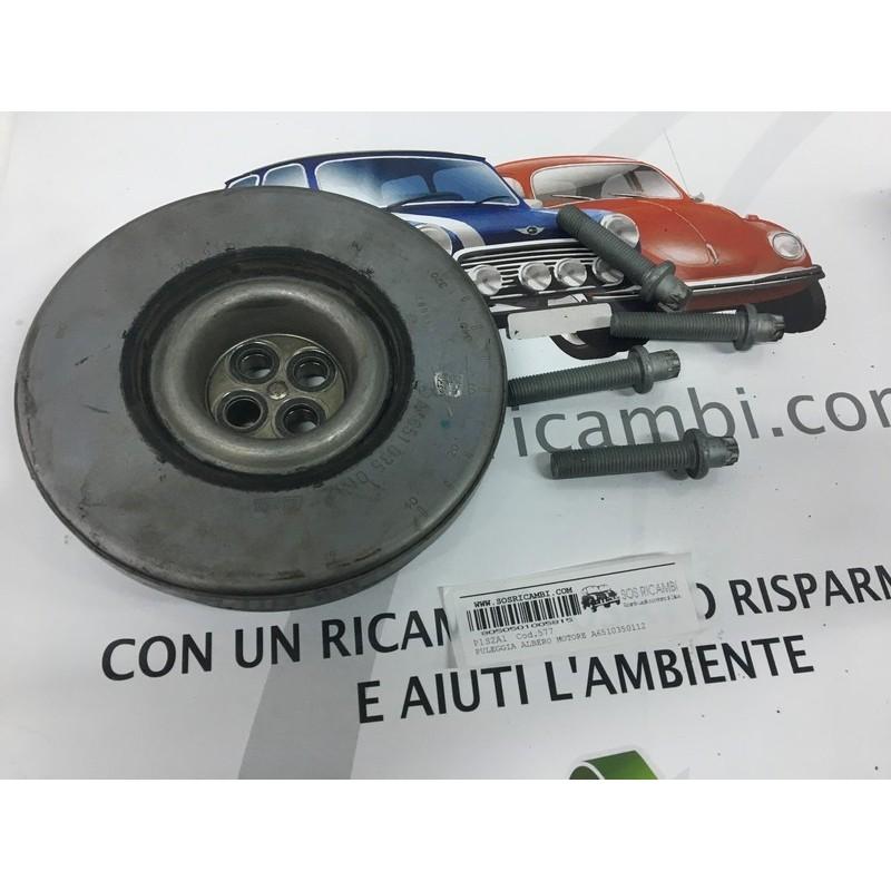 PULEGGIA ALBERO MOTORE A6510350112