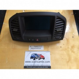 DISPLAY NAVI OPEL INSIGNIA NAVI 900     20939145