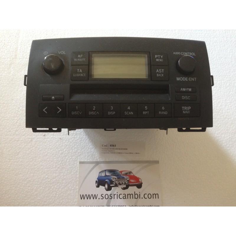 AUTORADIO    8612013060B0