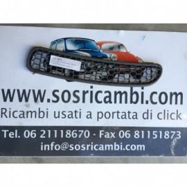 GRIGLIA GOCCIOLATOIO SX  NERO 51137122505  MINI R50