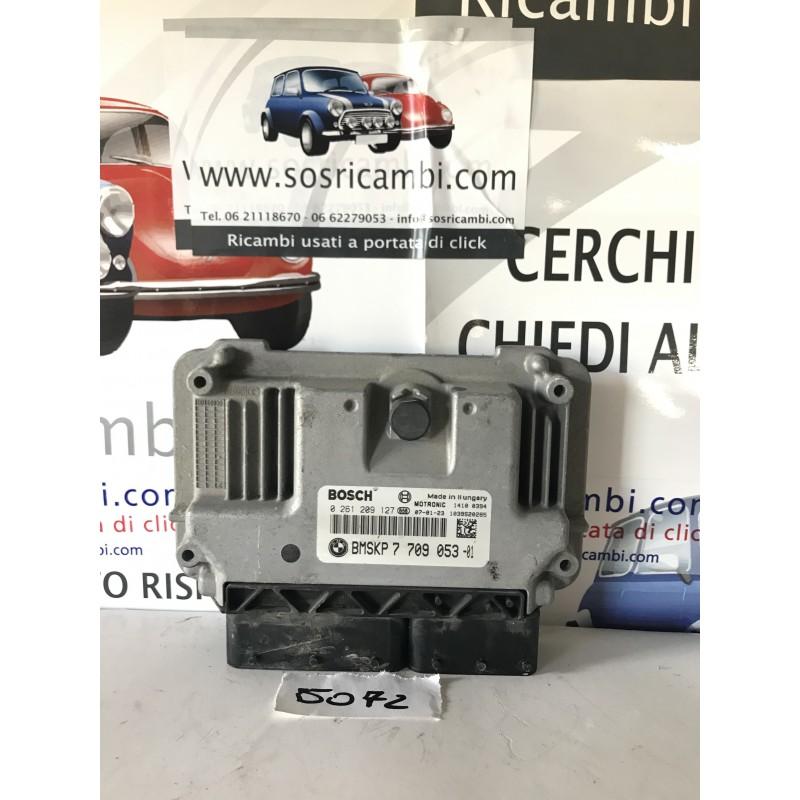 CENTRALINA INIEZIONE MOTORE BOSCH BMW R1200R 2007 7709053 02