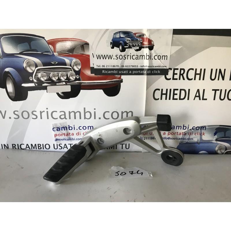 POGGIAPIEDI POSTERIORE SINISTRO BMW R1200R 2007 7693113  467