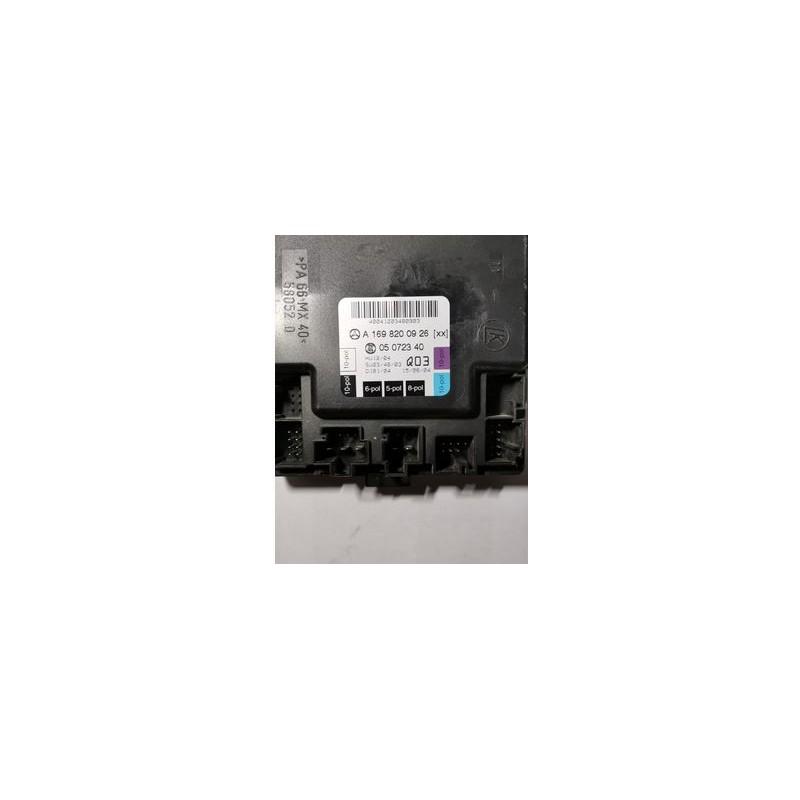 A1698200926 MODULO CENTRALINA PORTA ANTERIORE SINISTRA MERCEDES W169