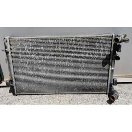 1J0121253P RADIATORE MOTORE ACQUA VOLKSWAGEN GOLF III - IV 1.9TDI