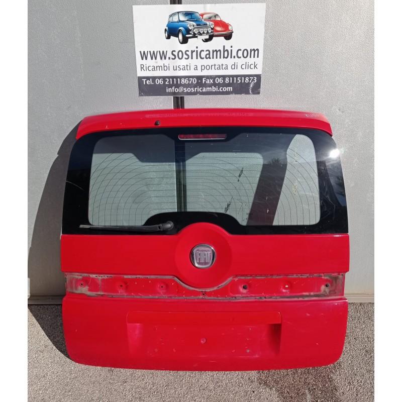 1389631080 PORTELLONE COFANO POSTERIORE FIAT QUBO  BIPPER  NEMO