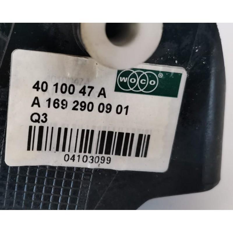 A1693000304 PEDALIERA FRENO / FRIZIONE MERCEDES CLASSE A/B W169 W245