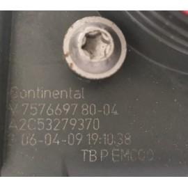 757669780 CORPO FARFALLA MOTORE 1.4/1.6 BENZINA PEUGEOT/CITROEN MINI
