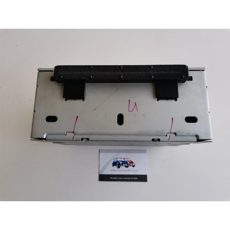 AA6T-18C815-AD AUTORADIO/CD FORD FIESTA 2010-2012 RADIO AHU