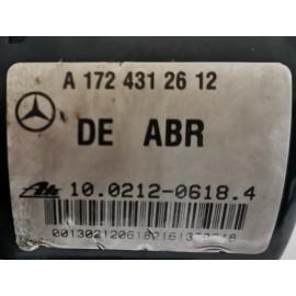 A1724312612 GRUPPO ABS MERCEDES CLASSE C 2007 W204 C 220 CDI