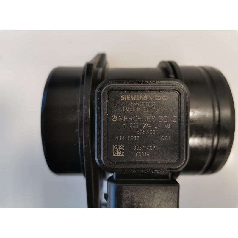 A0000942948 MISURATORE MASSA ARIA MERCEDES CLASSE A W169 2.0D