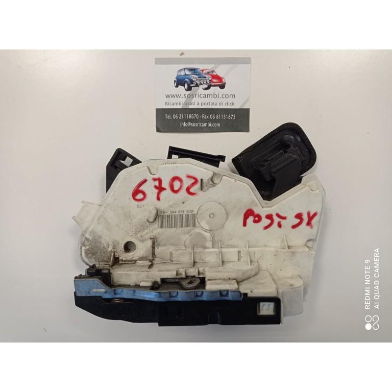 5K4839015F SERRATURA PORTA POSTERIORE SINISTRA VW GOLF 6