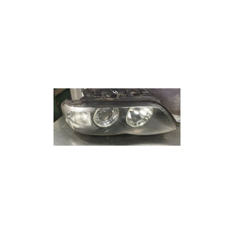 63117166804 FARO ANTERIORE SINISTRO BIXENON  BMW X5 E53