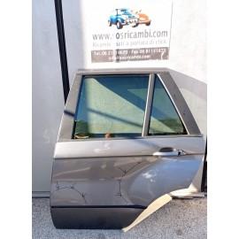 41528256827 PORTA POSTERIORE SINISTRA BMW X5 E53 DANNEGGIATA